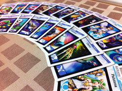 Kid Icarus: Uprising AR Cards