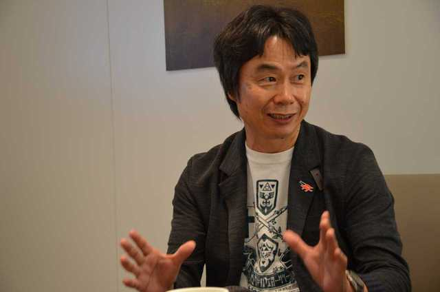 Shigeru Miyamoto Telling it Like it is