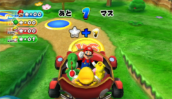 Mario Party 9 is going on a roadtrip to a Wii near you!