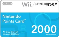Nintendo Points Not Usable for Nintendo eShop