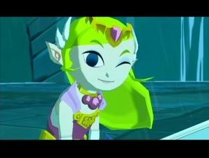Princess Zelda TWW