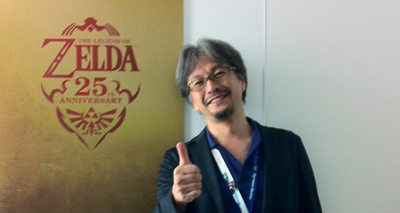 More Aonuma Interview Details: Skyward Sword, Majora's Mask 3D, A Zelda Movie, and More