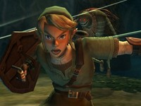 Link Is Yelling To Otakon!