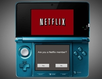 No 3D Movies From Netflix For Your 3DS