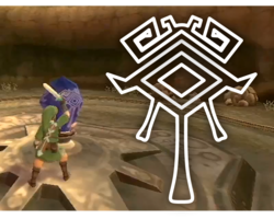 Evidence of the Sheikah Appears in Skyward Sword