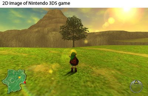 Start out with a scene from OoT 3D…