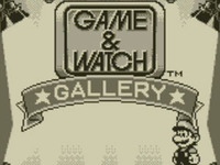 Game & Watch Gallery For The Virtual Console