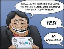 Nintendo b trollin'