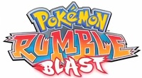 Pokemon Rumble Blast Logo