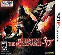 Resident Evil: Mercenaries Review
