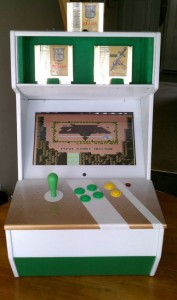 Zelda 25th Anniversary Arcade Up For Auction on eBay