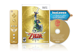 Skyward Sword Limited Edition Bundle Dominates GameStop Pre-order Charts – It's About Time