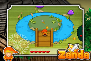 "iOS ""Zanda: Linked Swords"" A Zelda Rip-Off?"