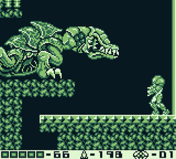 Metroid II: The Return of Samus on 3DS This Thursday
