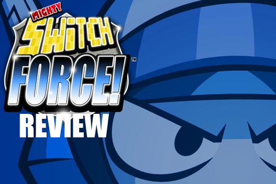 Mighty Switch Force Review