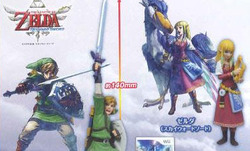 New Zelda Figurines Headed Your Way