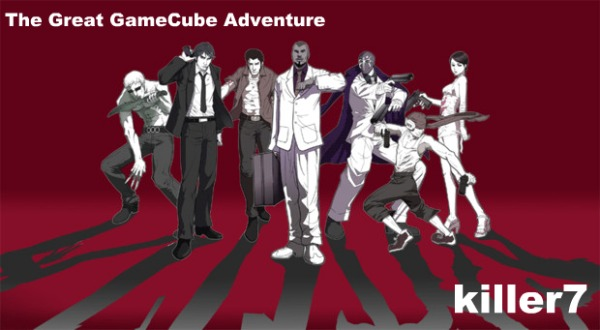 The Great GameCube Adventure Part 1 – killer7