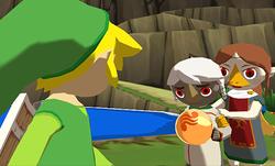 Komali and Link