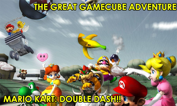 GGCA Part 3 – Mario Kart: Double Dash!!
