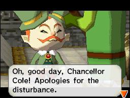Chancellor Cole