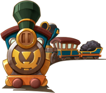 The Spirit Train.