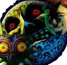 Mask, Moon, Salesman