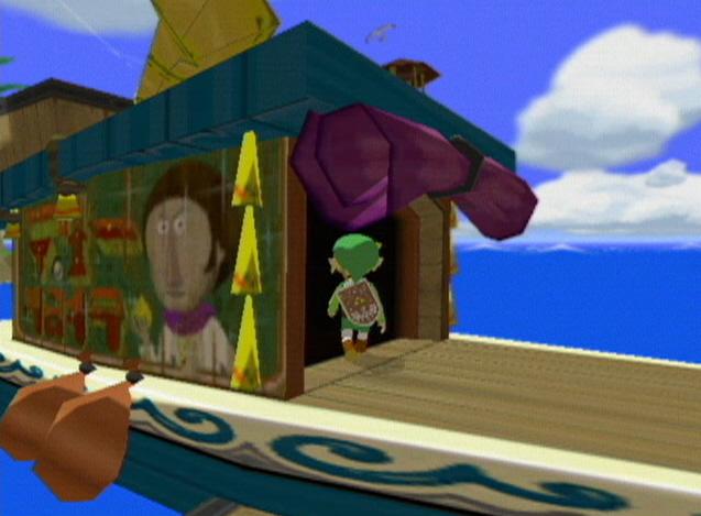 Beedle's Shop Ship