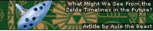 What Might We See From the Zelda Timelines in the Future?