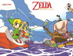 The Wind Waker Manga