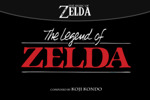 Legend of Zelda Soundtrack Artwork