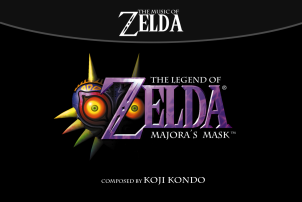 Majoras Mask Soundtrack Music