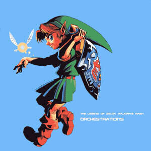 Majoras Mask Orchestrations Soundtrack Music