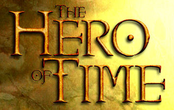 The Hero of Time Logo