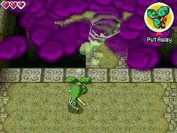 Spirit Tracks Screenshot