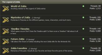 Zelda Dungeon Forums