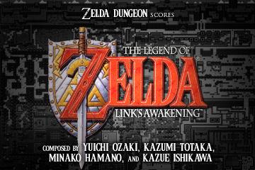 Link's Awakening Music Background