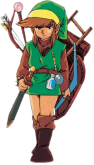 Link Official Artwork