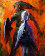 Zelda Wii Artwork