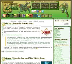 Zelda Chronicles