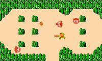 The original Legend of Zelda