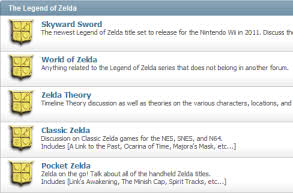 Zelda Dungeon Forums