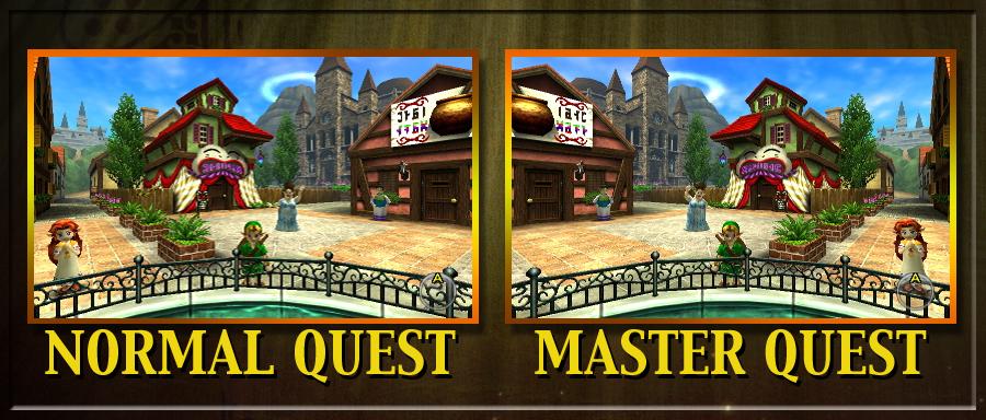 Image result for zelda master quest