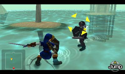 Ocarina of Time 3DS Dark Link
