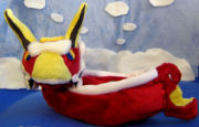 King of Red Lions Plushie