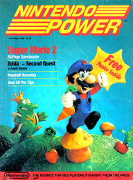 Nintendo Power Issue #1