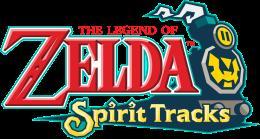 Spirit Tracks Logo