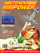 Link's Awakening Nintendo Power