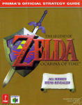 Ocarina of Time Prima Games Strategy Guide