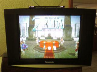 Leaked Zelda Wii Image