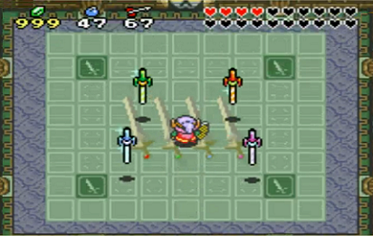 Four Swords Screenshot